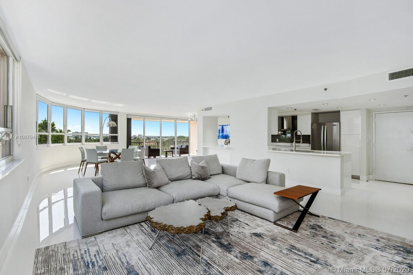 Welcome to a truly unique 2BR/2.5Bath home located in the exquisite Tiffany of Bal Harbour.  Find yo