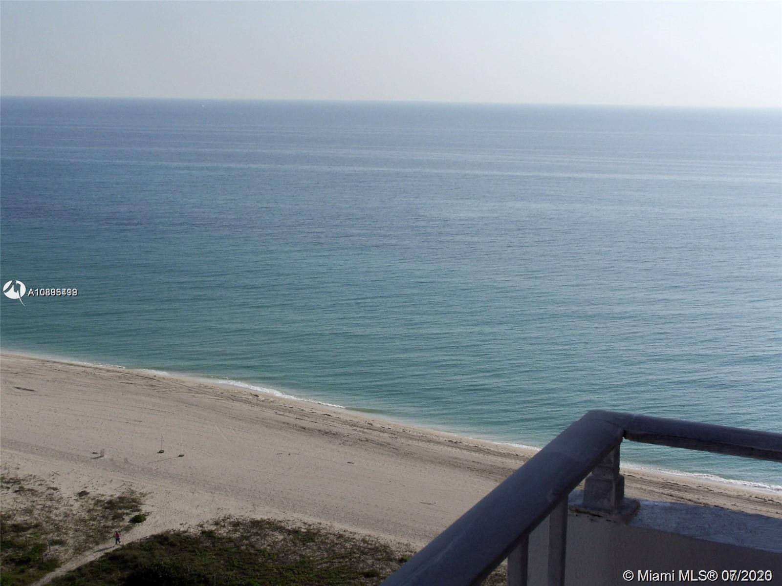 Panoramic north/ east ocean view-updated -ceramic tile floors- Modern  Kitchen- unfurnish - A/c and