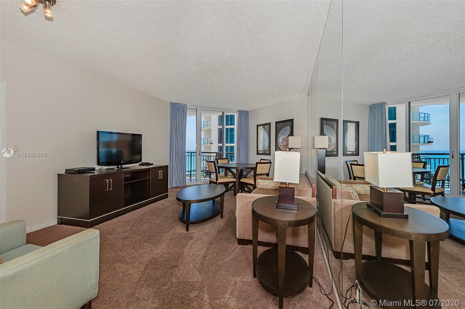 Great opportunity to buy an Oceanfront Property in Sunny Isles. Property offers resort-style ameniti