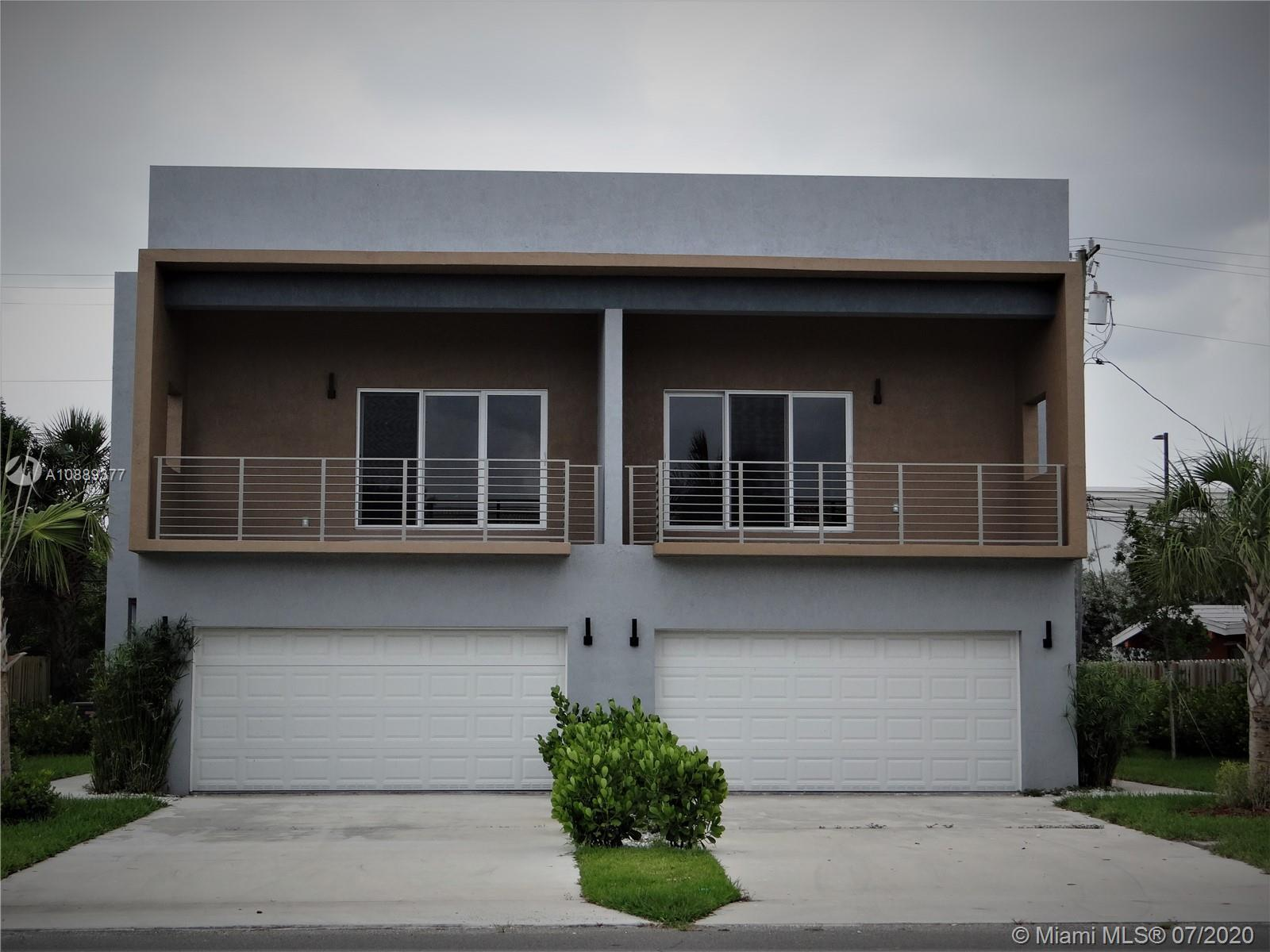 YOU WON'T SEE THIS AGAIN! Extremely well-located brand-new property in Pompano Beach.  This amazing