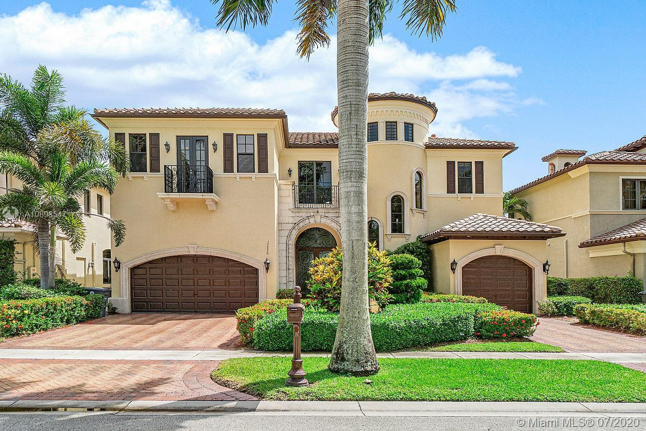 Introducing spectacular estate home in the highly sought after gated Boca Raton communities - The Oa