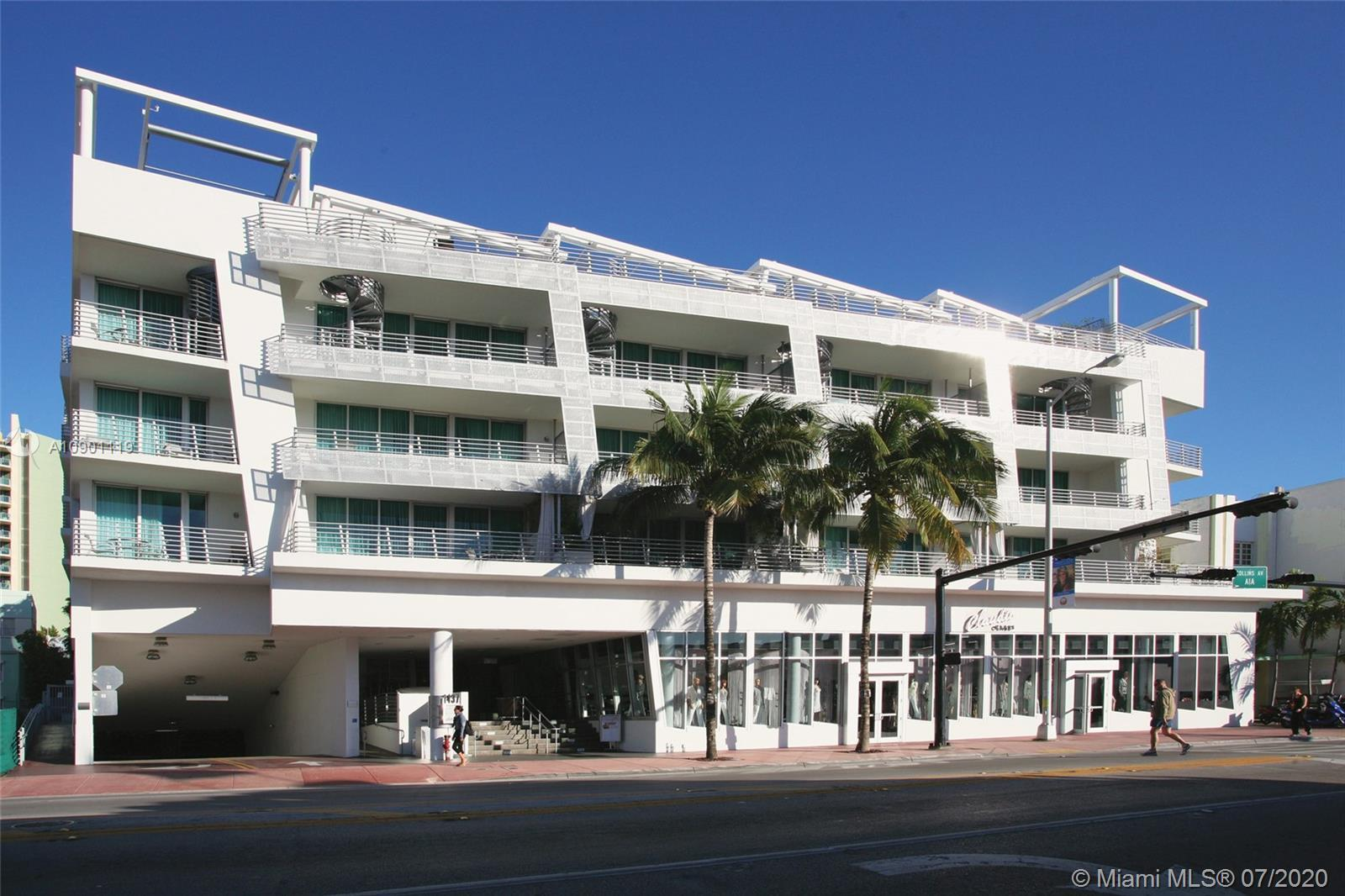 SOUTH BEACH – Fully furnished suite in the Z Ocean Hotel across from the beach on world-renowned Oce