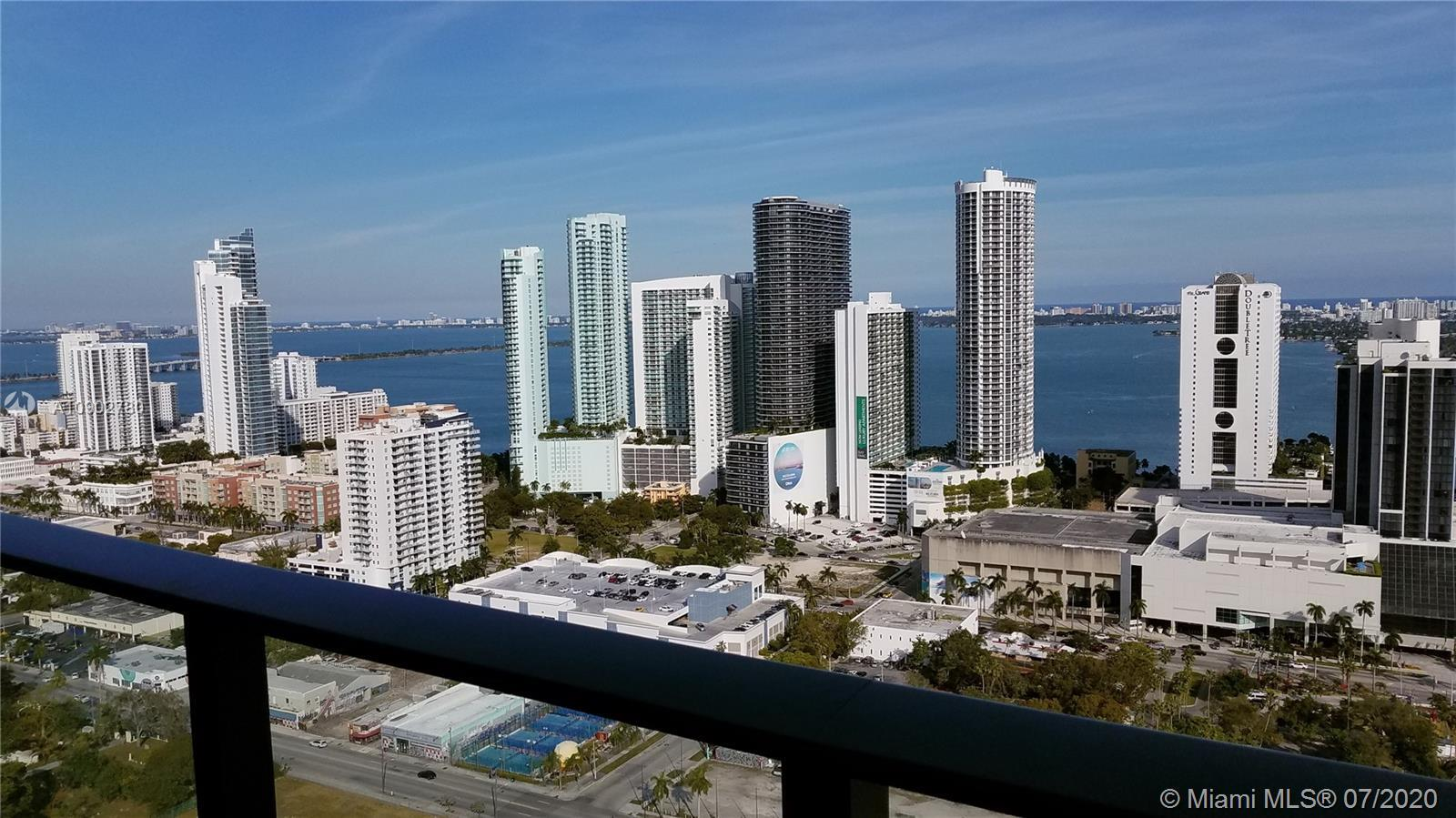 Amazing Studio with spectacular views, located in the new luxury condo of Canvas in the heart of the
