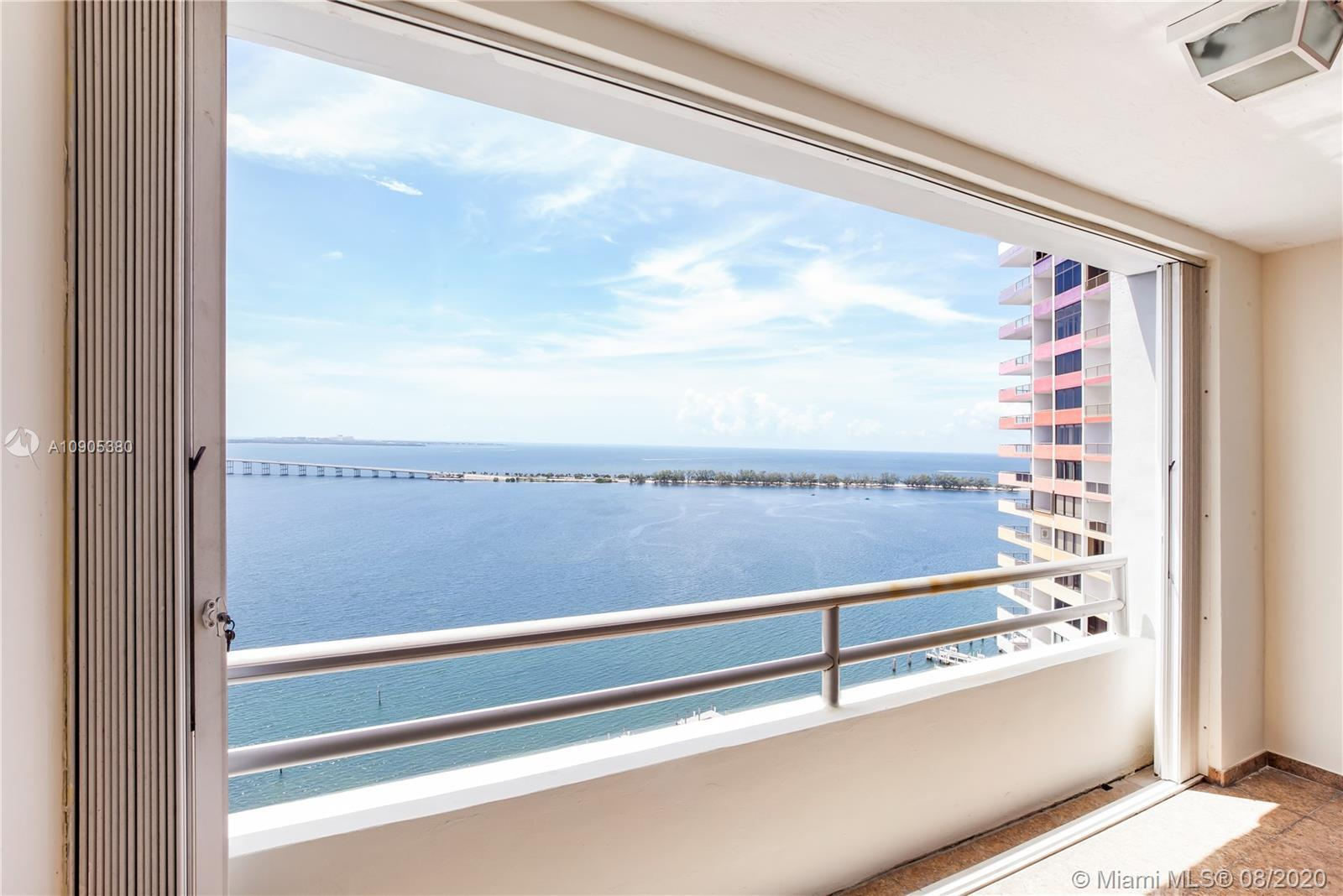Highly desirable, bright 2Bedroom/2Bathroom corner unit with 2 parking spaces. Spacious (1,697 SqFt)
