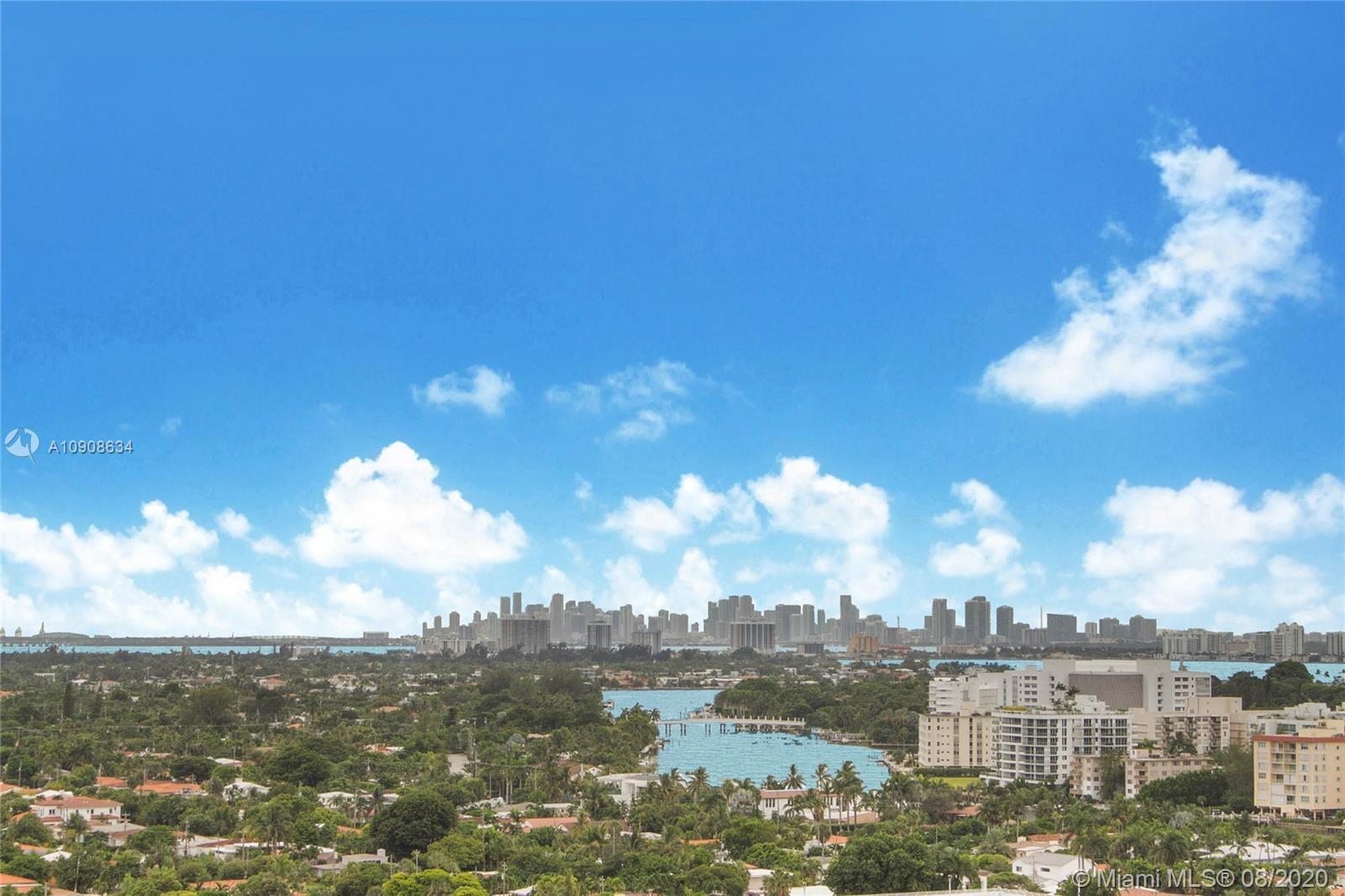 Balmoral Condominium at the prestigious Bal Harbour city in Florida. This unit located on the 20th f