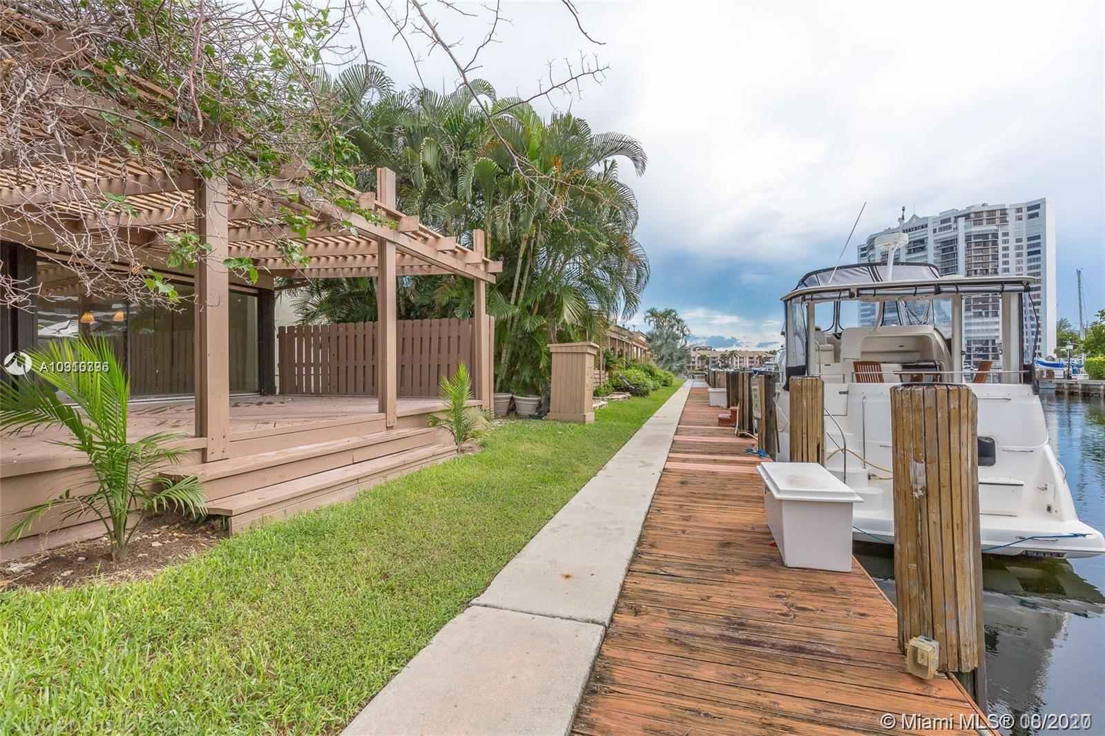Tenant Occupied until 9/20/2021. Beautiful Totally remodeled 2/2 updated BR + Den waterfront villa l