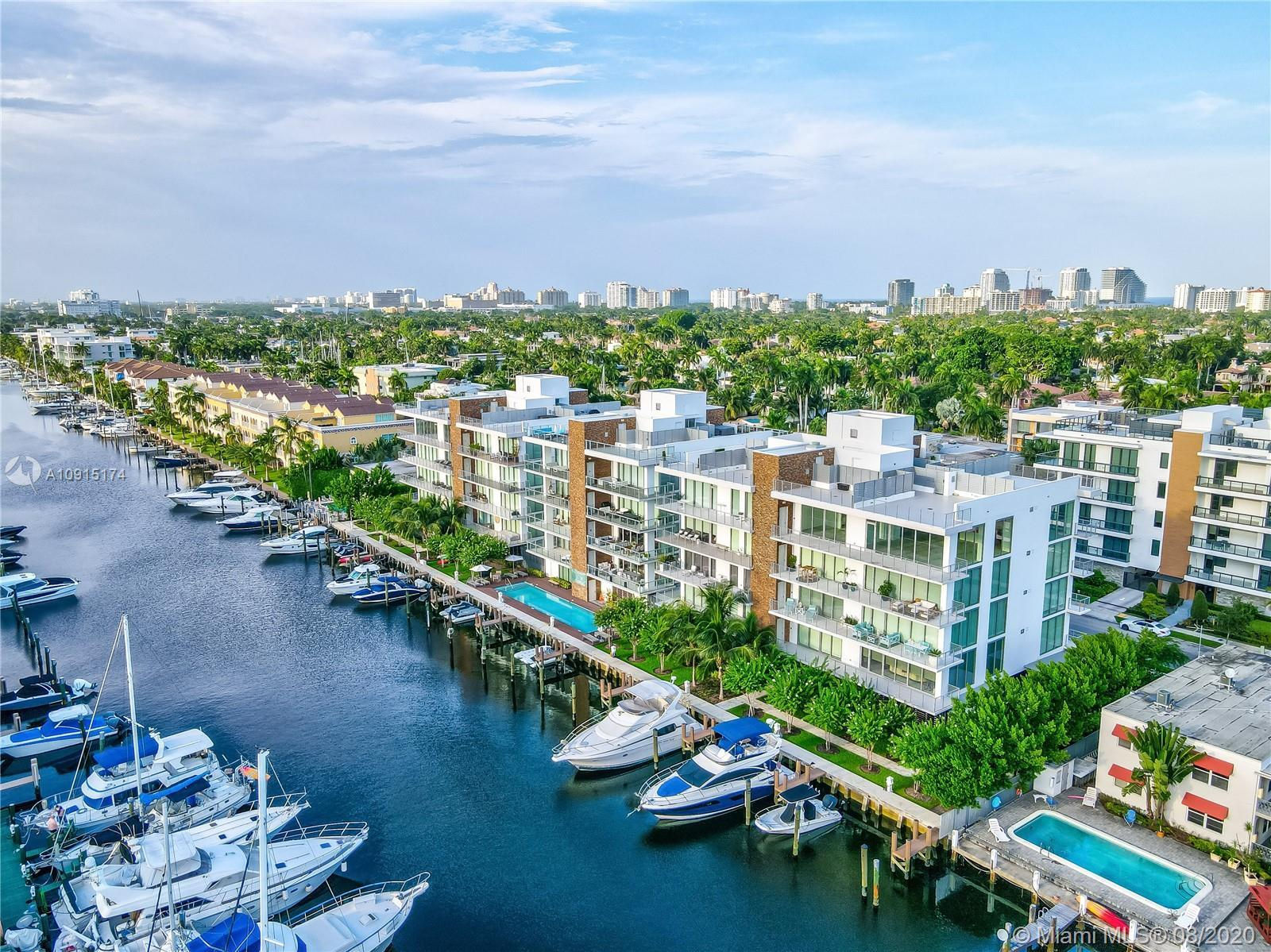 This Luxury Waterfront Penthouse is the Prime Unit in the AQUAMAR Condo. South East Corner unit is t