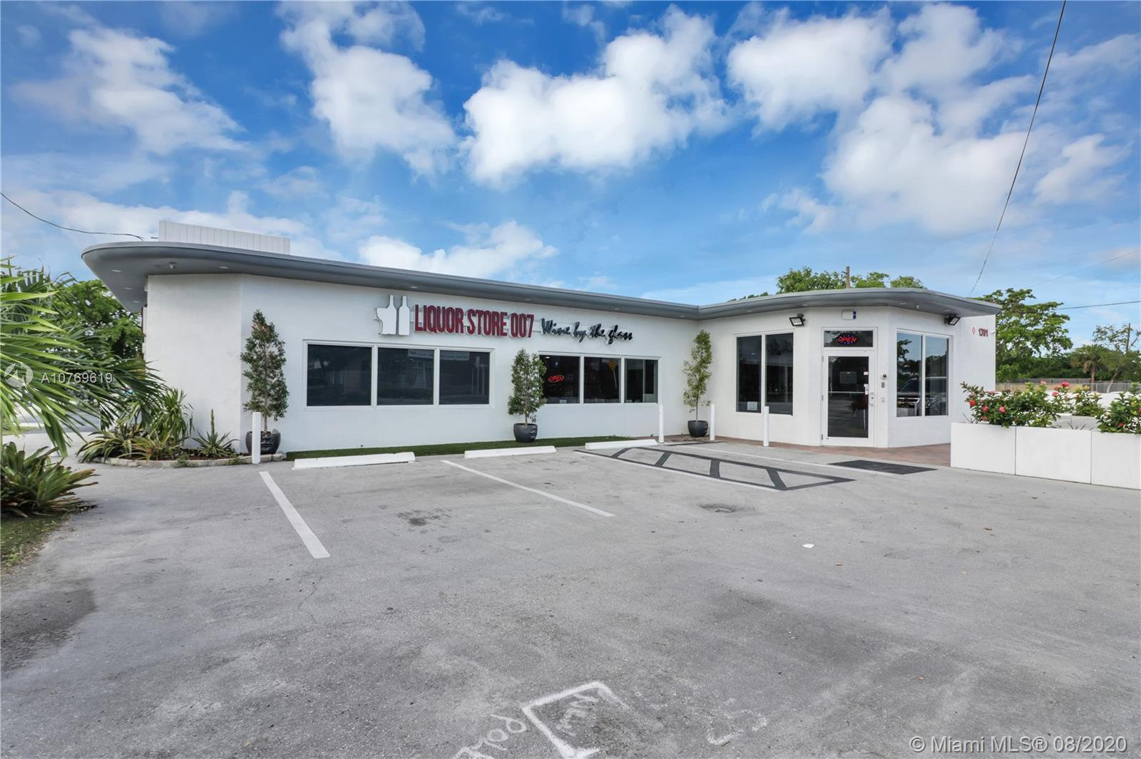 Fabulous opportunity to own a profitable extremely well-established Liquor Store in Ft. Lauderdale w