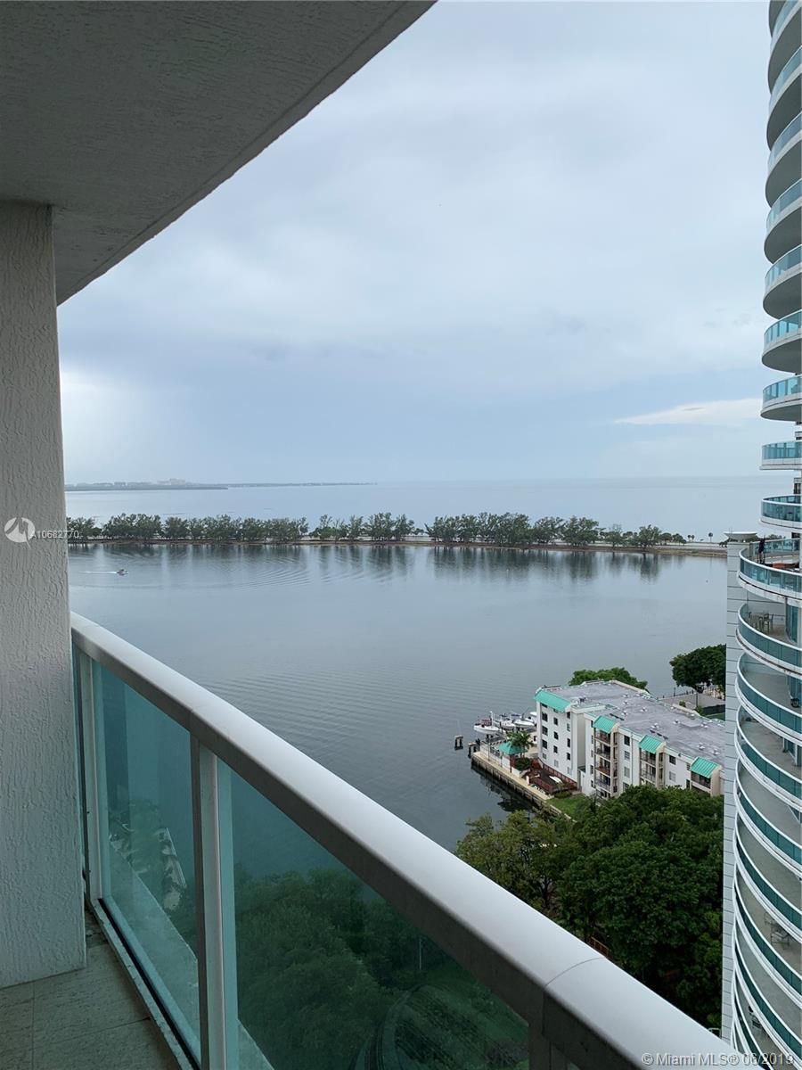 AMAZING VIEW GREAT OPPORTUNITY TO INVEST, LOCATION! BRICKELL LIVING STYLE. ONE BEDROOM/ONE BATH UNIT