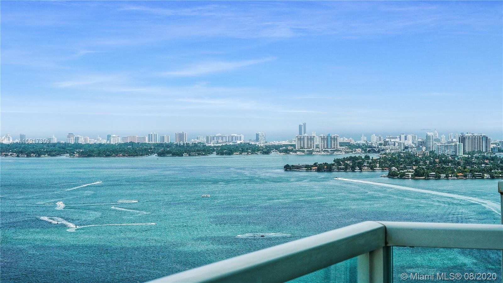 Phenomenal True 3 BR and full 3 BR condo on the 40th floor boasting the Best Views the Downtown Edge