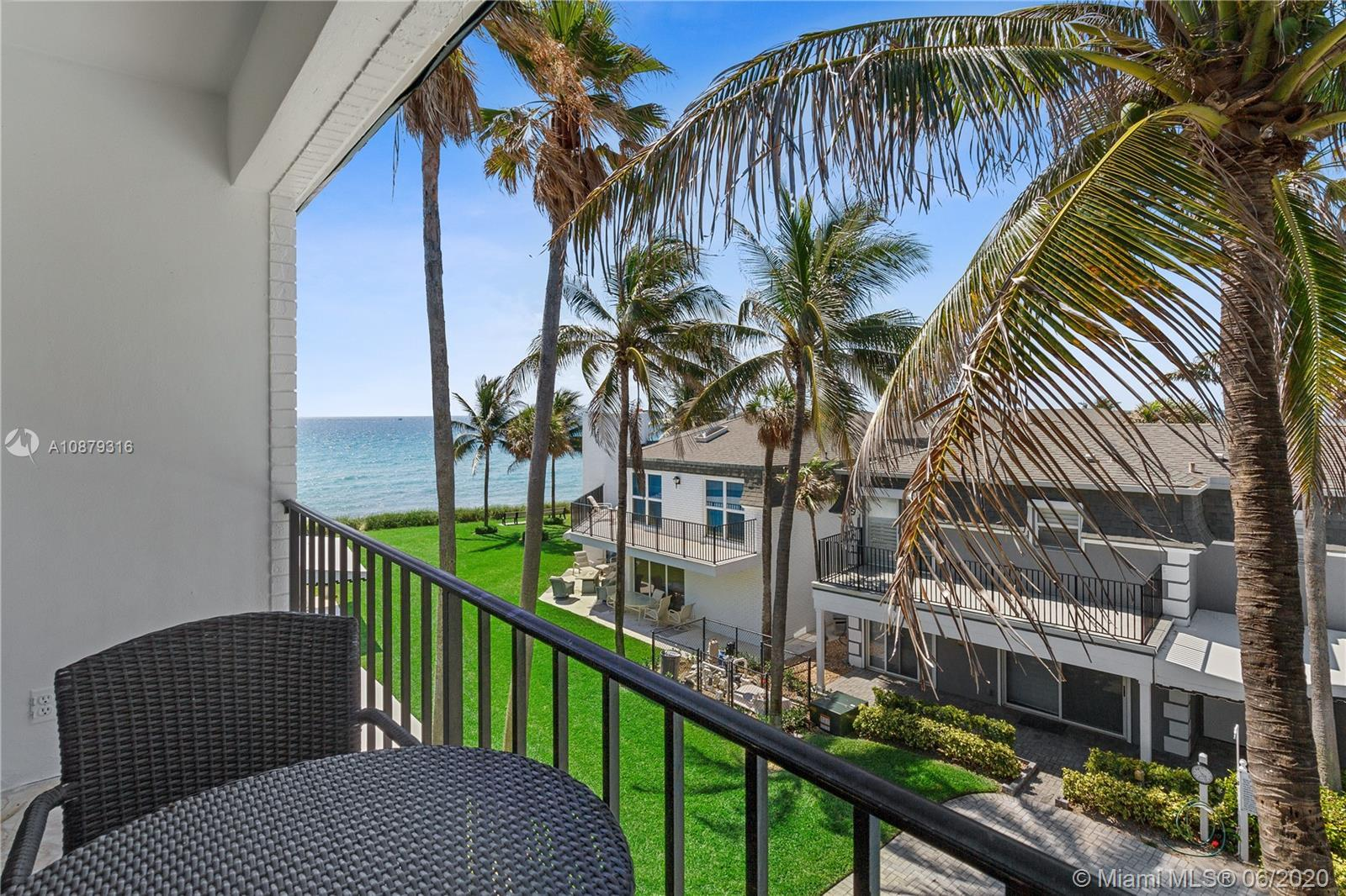 Nestled between A1A and the Atlantic Ocean, this extraordinary oceanfront villa offers the best in S