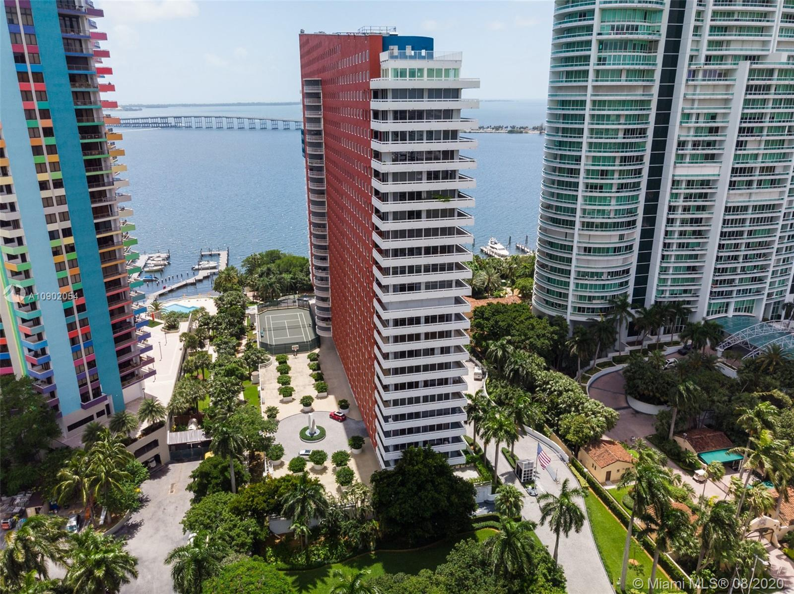 Amazing Penthouse at Imperial at Brickell 2 bedrooms & 2.5 bathrooms. Overlooking Biscayne Bay,  bes
