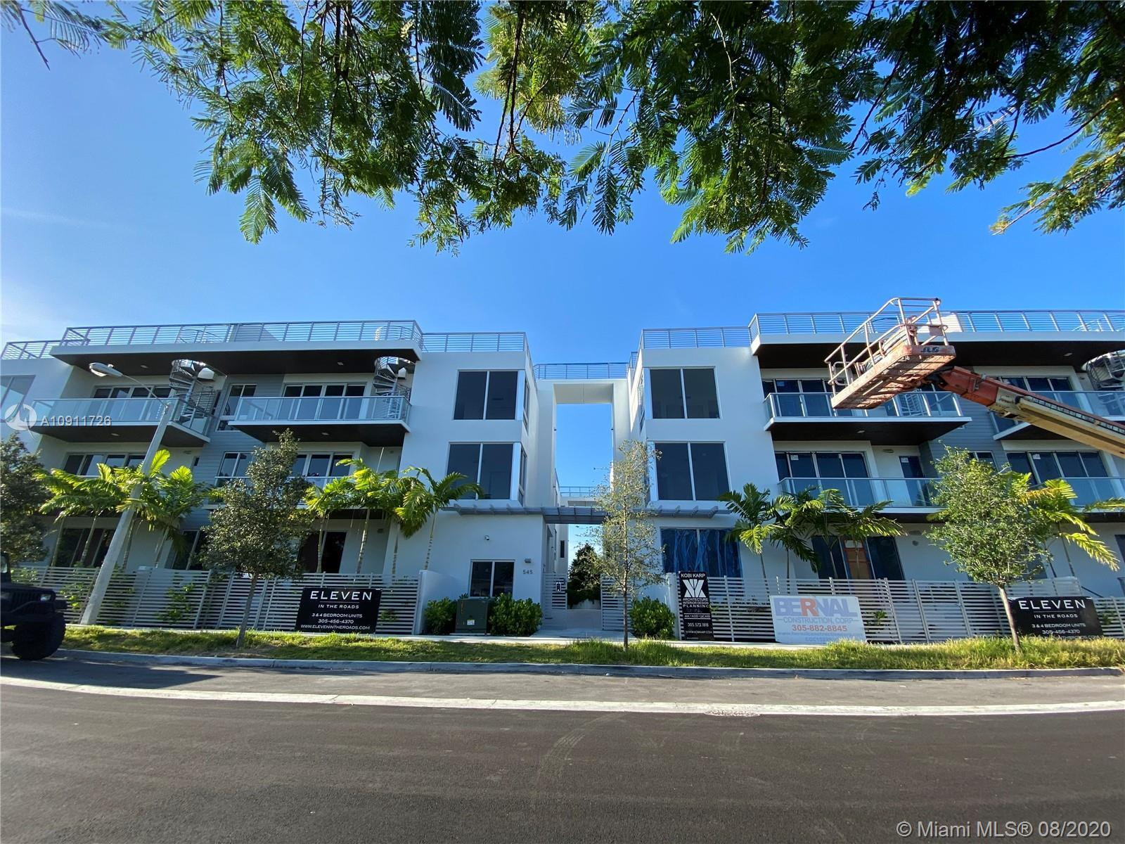 *READY TO MOVE IN* COME AND SEE OUR SPECTACULAR, PRIVATE 24 UNITS HOME LIKE BUILDING. DESIGN BY KOBI