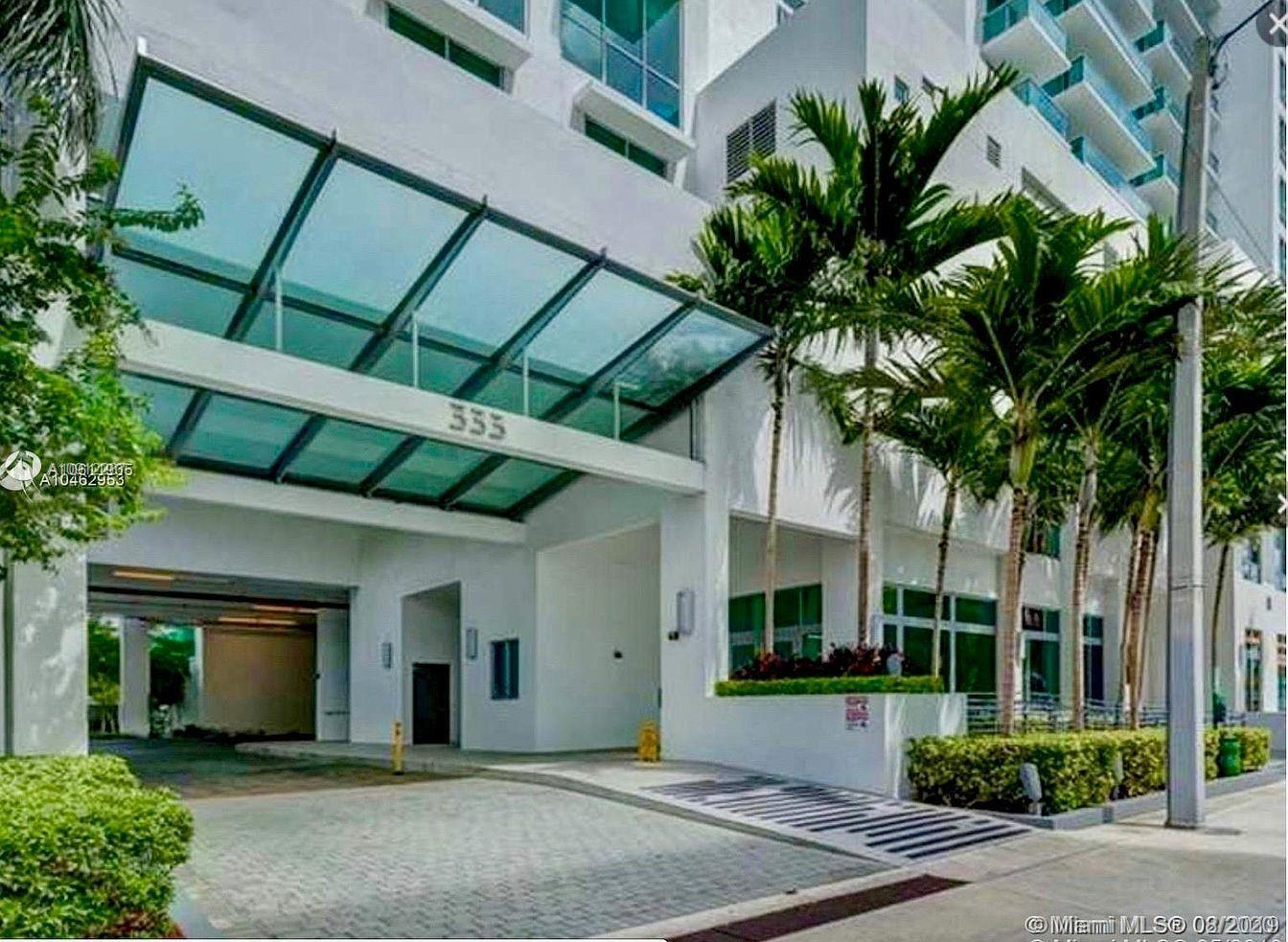 EXCLUSIVE TWO BEDROOM two bath  UNIT WITH OPEN VIEWS IN THE HEART OF EDGEWATER ,  LIVING AREA WITH O