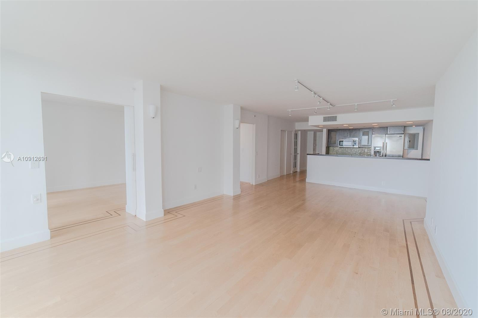 3 Bedroom/3 Bath Unit. Ample Floor Plan, New Appliances, large Balcony. Located at The Grand Buildin