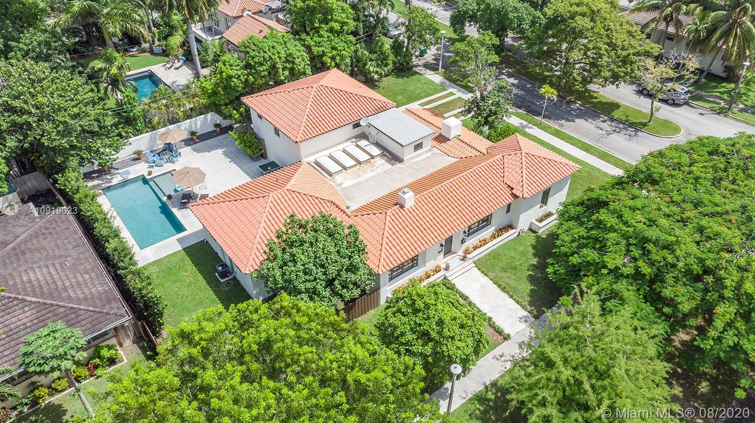 This one checks ALL the boxes:  Remodeled spacious 5BR/4.5BA Morningside pool home, on 1/3 of an acr