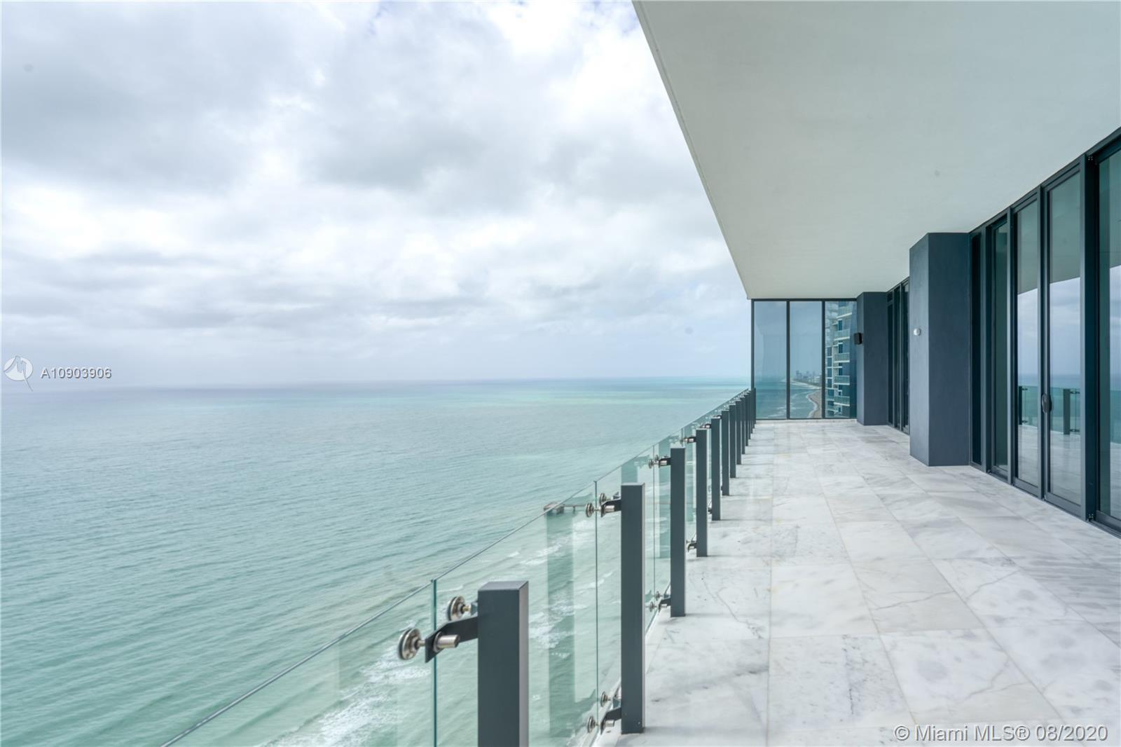 This exclusive unit on a condo boutique building in the heart of Sunny isles, 3 spacious Bedroom plu