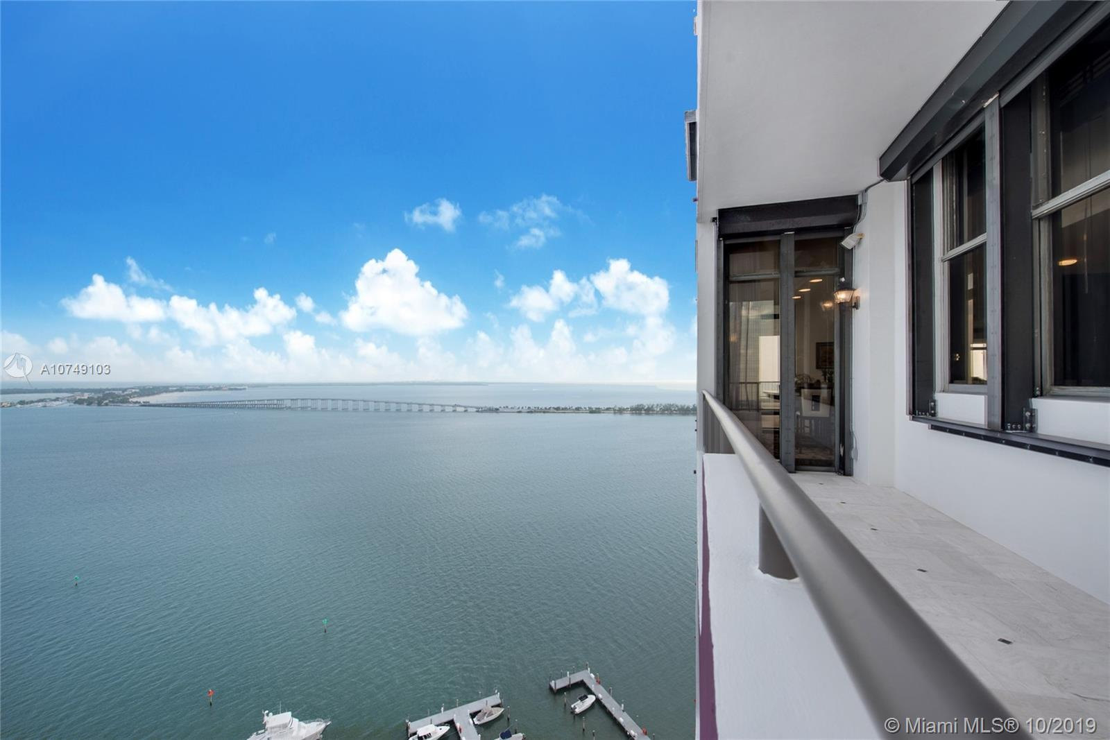 Gorgeous, One of a Kind Penthouse on Miami's Brickell Avenue boasting 7,280 Square Feet of living ar
