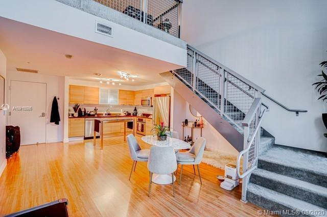 LIVE &WORK ONE-OF-A- KIND UNIT!This True NY style Loft Apartment, ONLY ONE AVAILABLE NOW IN MIDTOWN