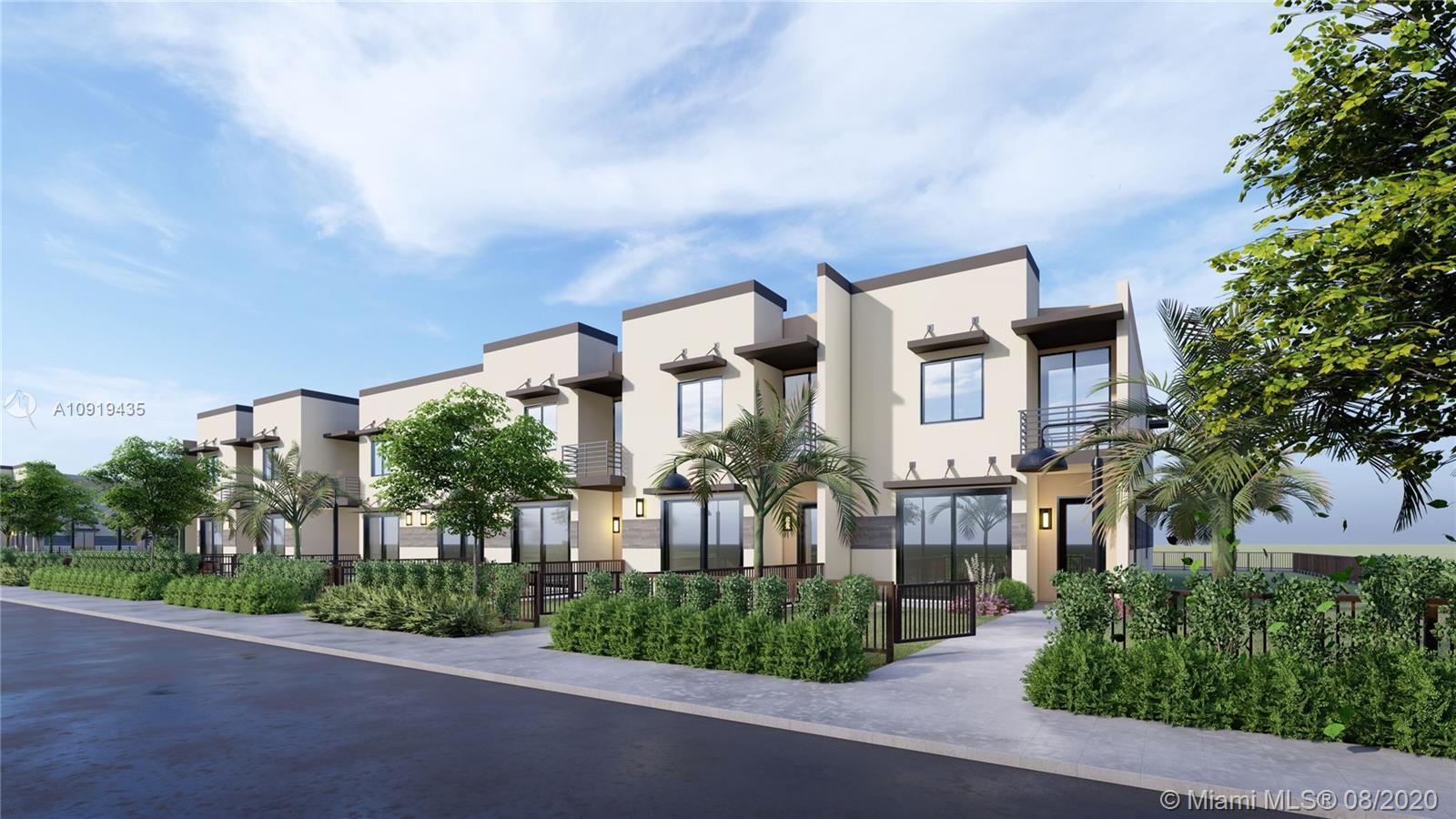 COMING SOON! Croissant Park's newest luxury townhome development. These contemporary townhomes boast