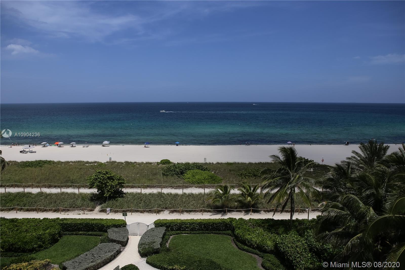 Direct OCEANFRONT corner unit where you can enjoy a panoramic view of an ocean sunrise through floor
