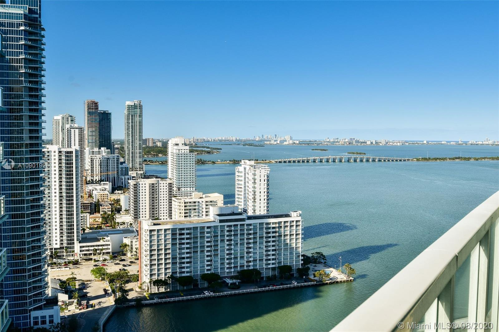2 PARKING SPACES, BREATH TAKING BAY & CITY VIEWS ARE SOME OF THE FEATURES THAT THIS SPECTACULAR UNIT