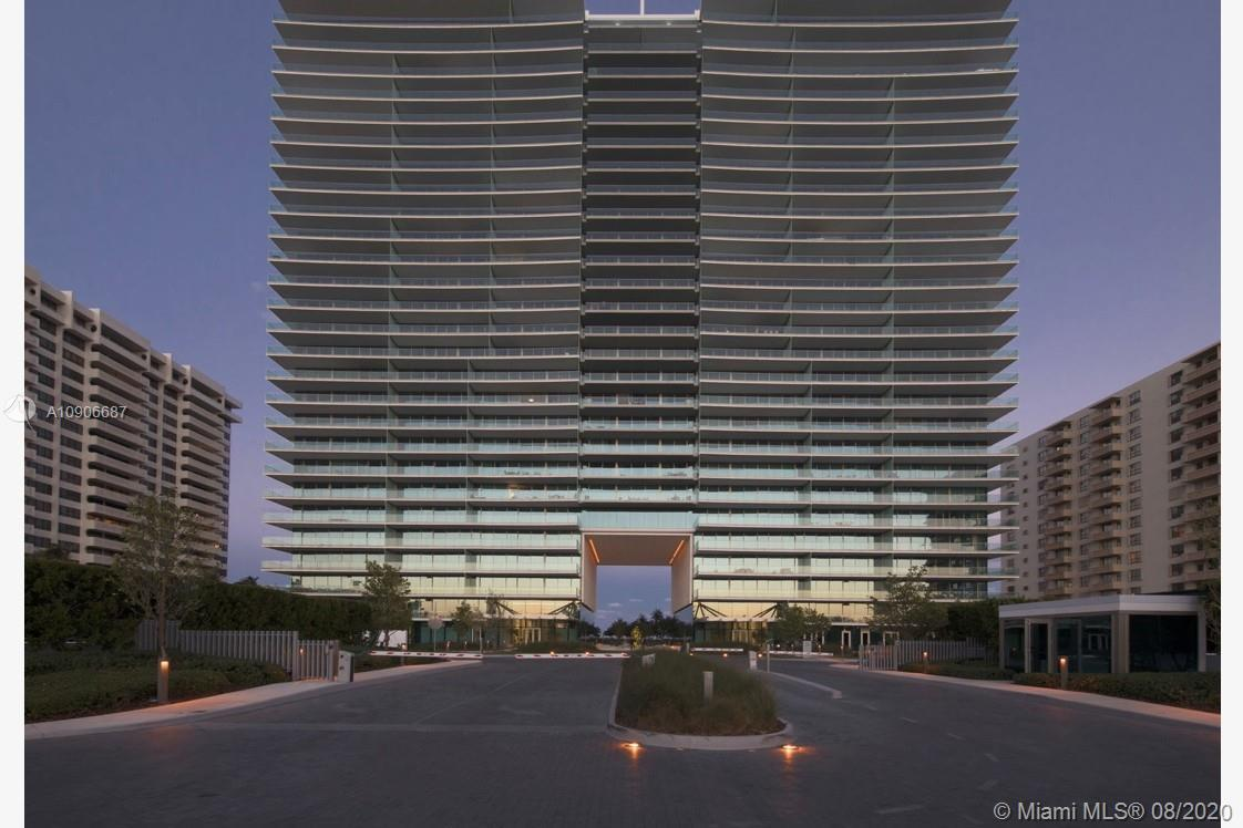 Located in the exclusive Oceana in Bal Harbour, spacious one bedroom,one and a half bathroom unit.