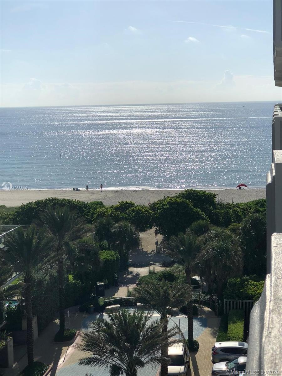 Oceanfront Luxury Condo . Spectacular Views and first class amenities await at this apartment in the