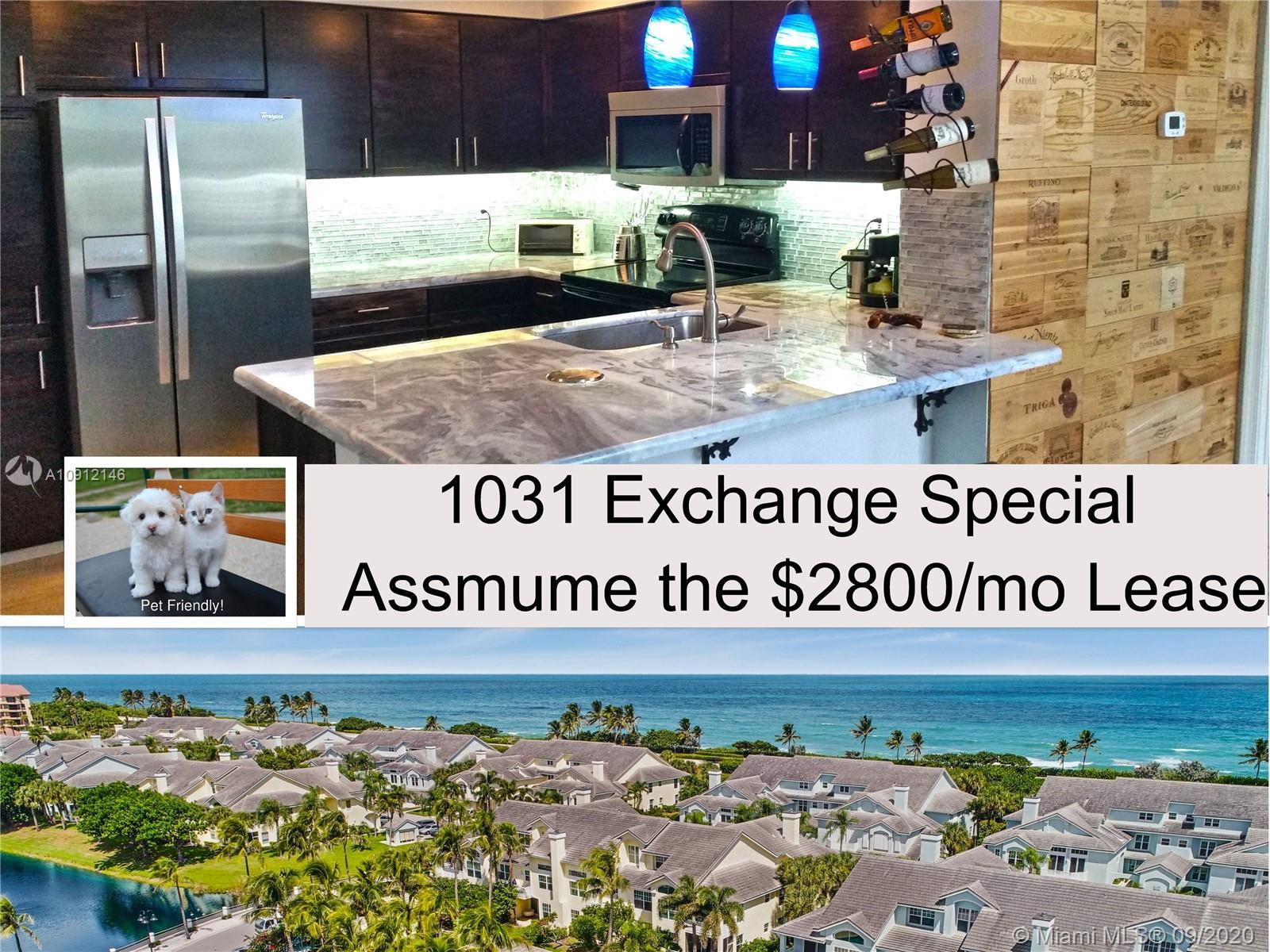 1031 EXCHANGE SPECIAL $2800/mo ANN LEASE BEGINS OCT 1.  Sea Colony does not allow leases in the firs