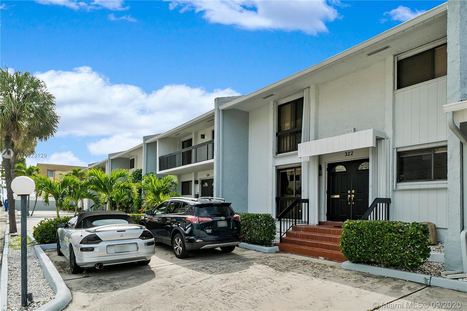 Where else can you find a large townhome on the beach with 3 bedrooms, 3 baths and almost 2000SF?  T