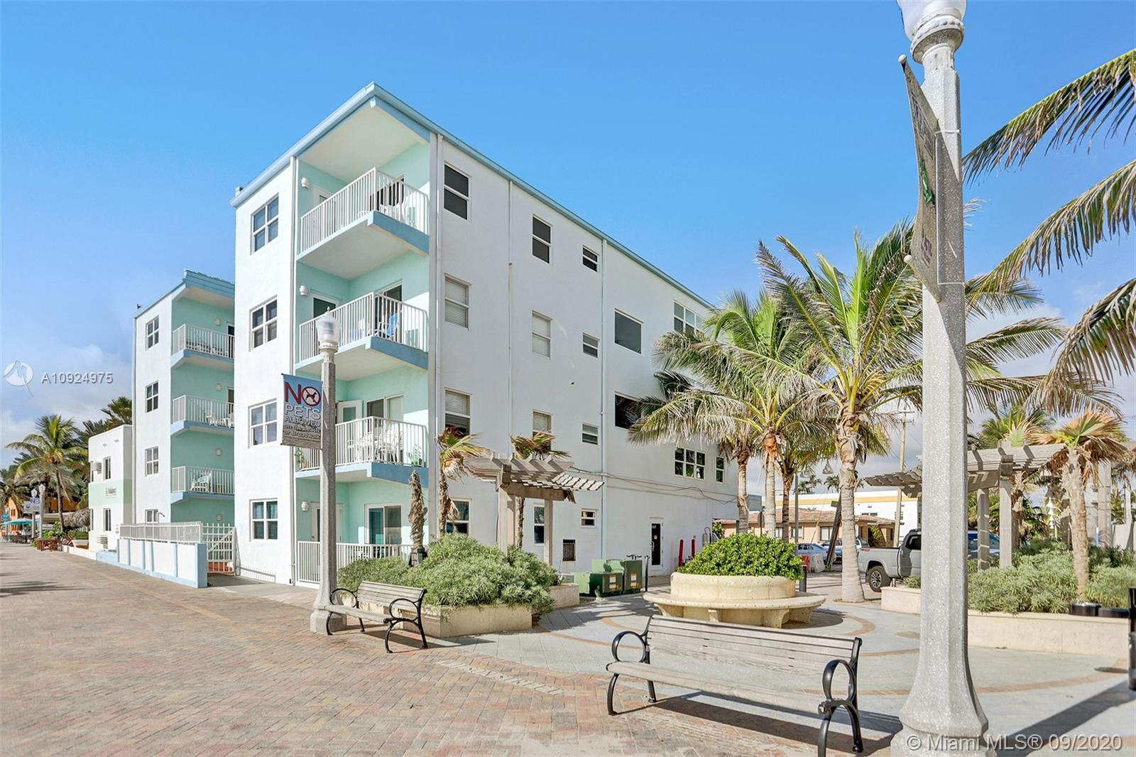 Live like a VIP with a front row seat looking right at the Atlantic ocean! Located directly on Holly