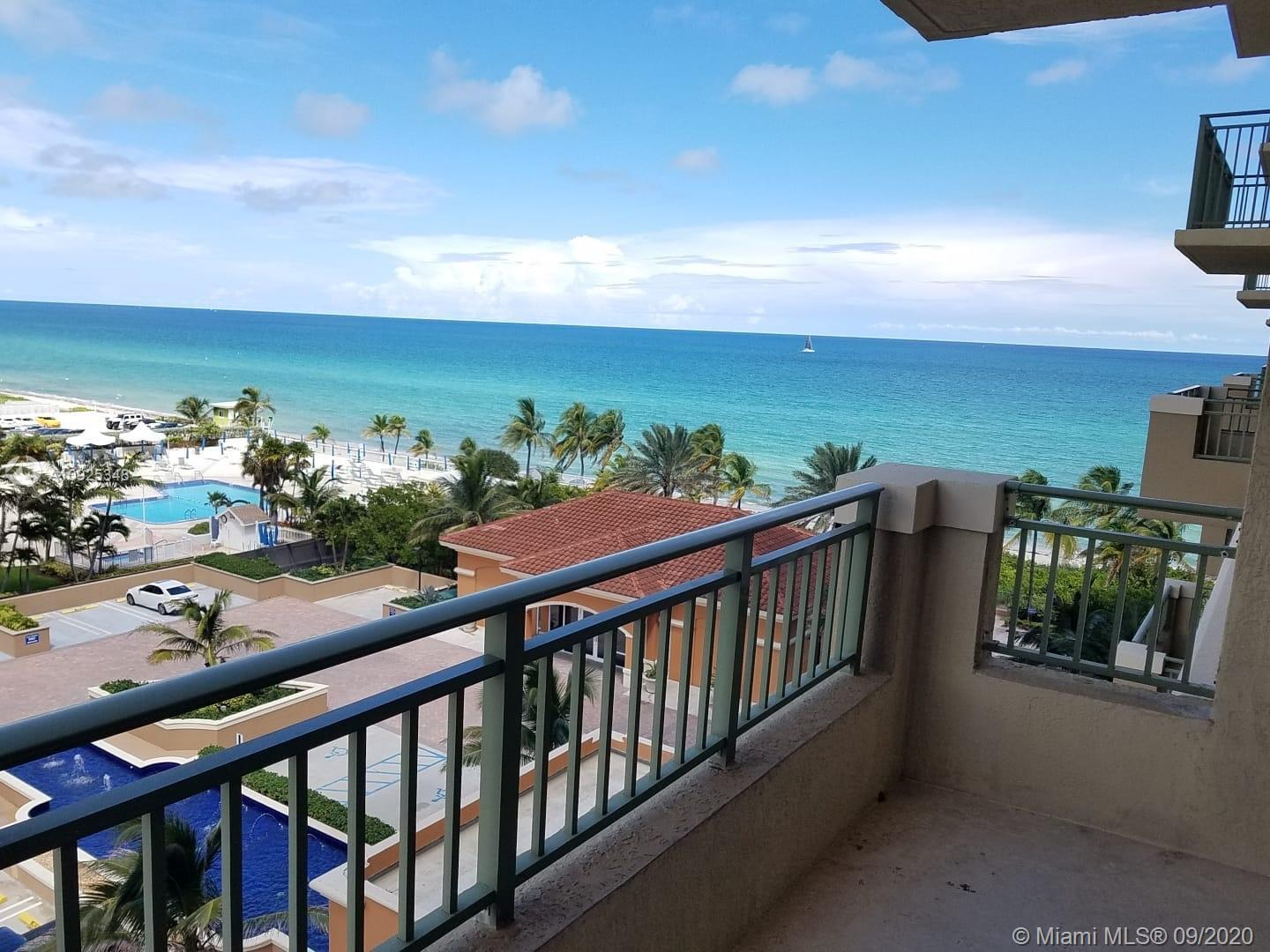Don't miss this opportunity to buy the perfect home on the beach! Spectacular 2/2 unit , beautiful f