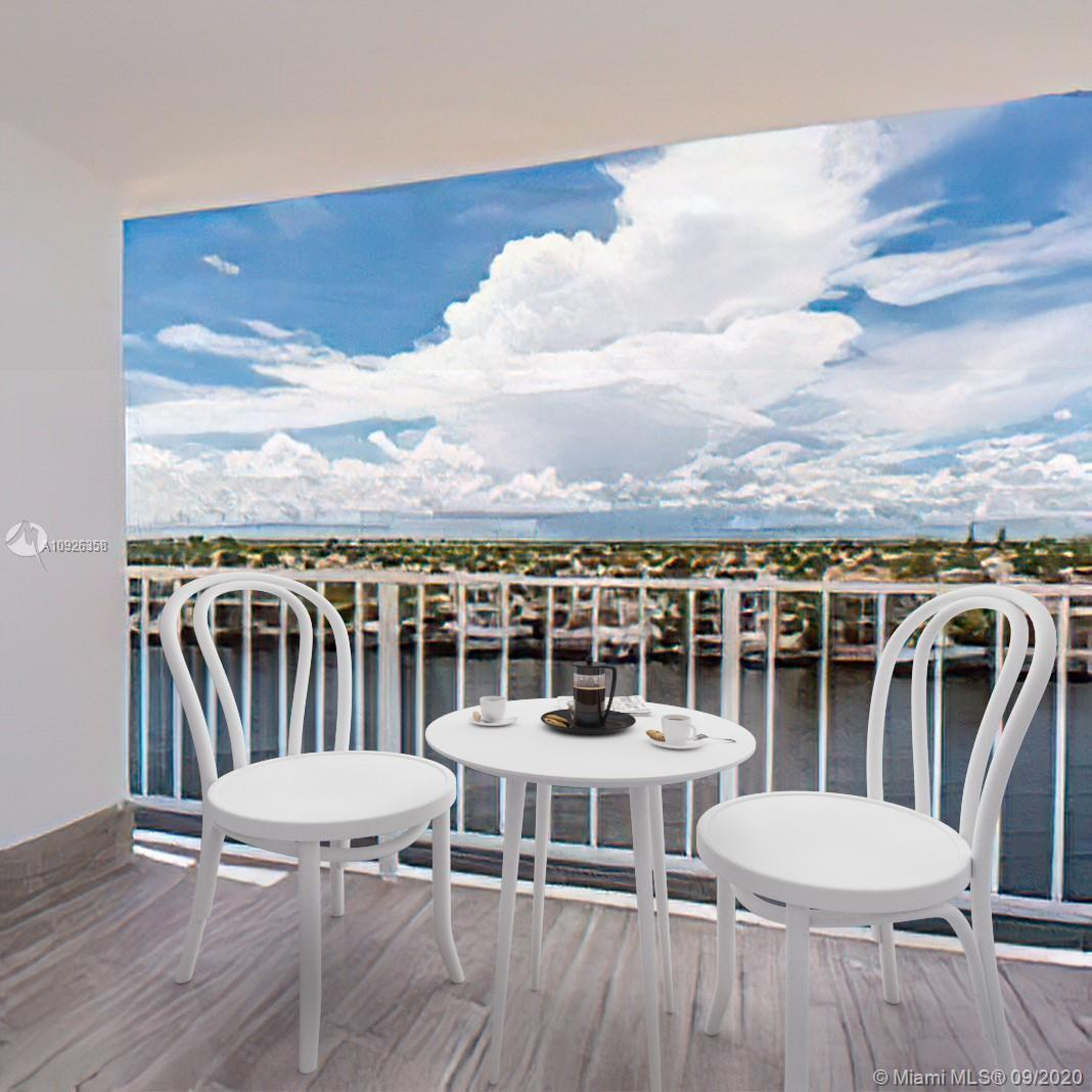 Completely modern and TOTALLY Turn Key! Enjoy stunning water views from EVERY room plus an unusually