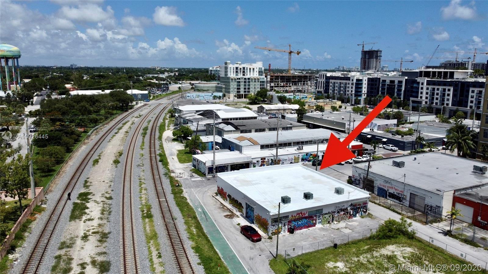 Amazing opportunity! Freestanding building situated in downtown Fort Lauderdale in the heart of Fat Village. This building is situated in close proximity to all the lofts new construction as well as art studios, Galleries and restaurants. The property can be subdivided into three separate units that are self-sufficient with air-conditioning and bathrooms. Zoned commercial industrial as well as retail. This property will not last!