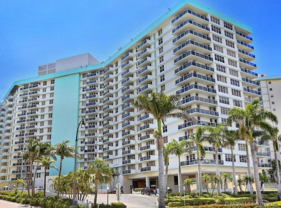 Beautifully renovated 1 bed 1.5 bath condo in Sea Air Towers.  This amazing unit comes completely up