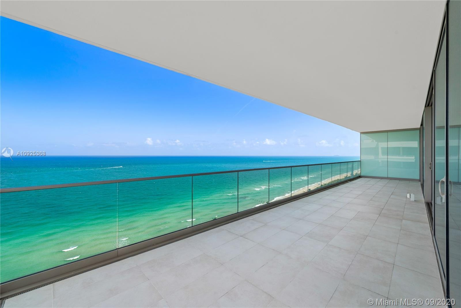 Oceana Bal Harbour's Flagship Floorplan! This corner North Tower unit has flooring and closets insta
