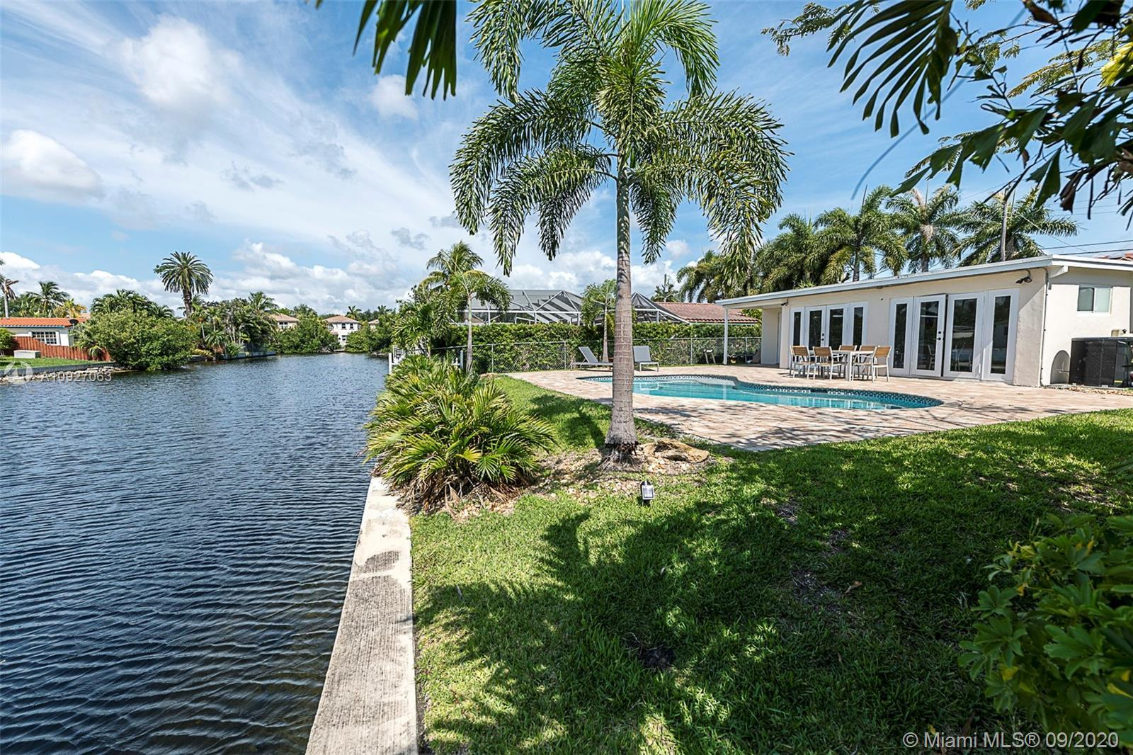 WATERFRONT HOUSE, completely updated, immaculate 5 bedrooms, 3 bathrooms home. Great backyard with h