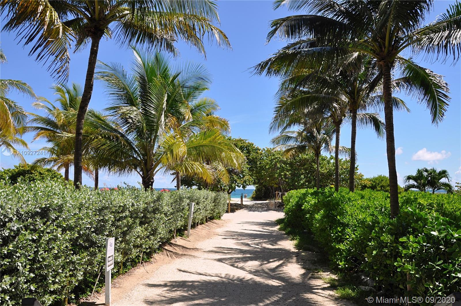 Carlisle On The Ocean Unit 403 ... On one of the best beach in Miami, Surfside. A fully furnished Ap