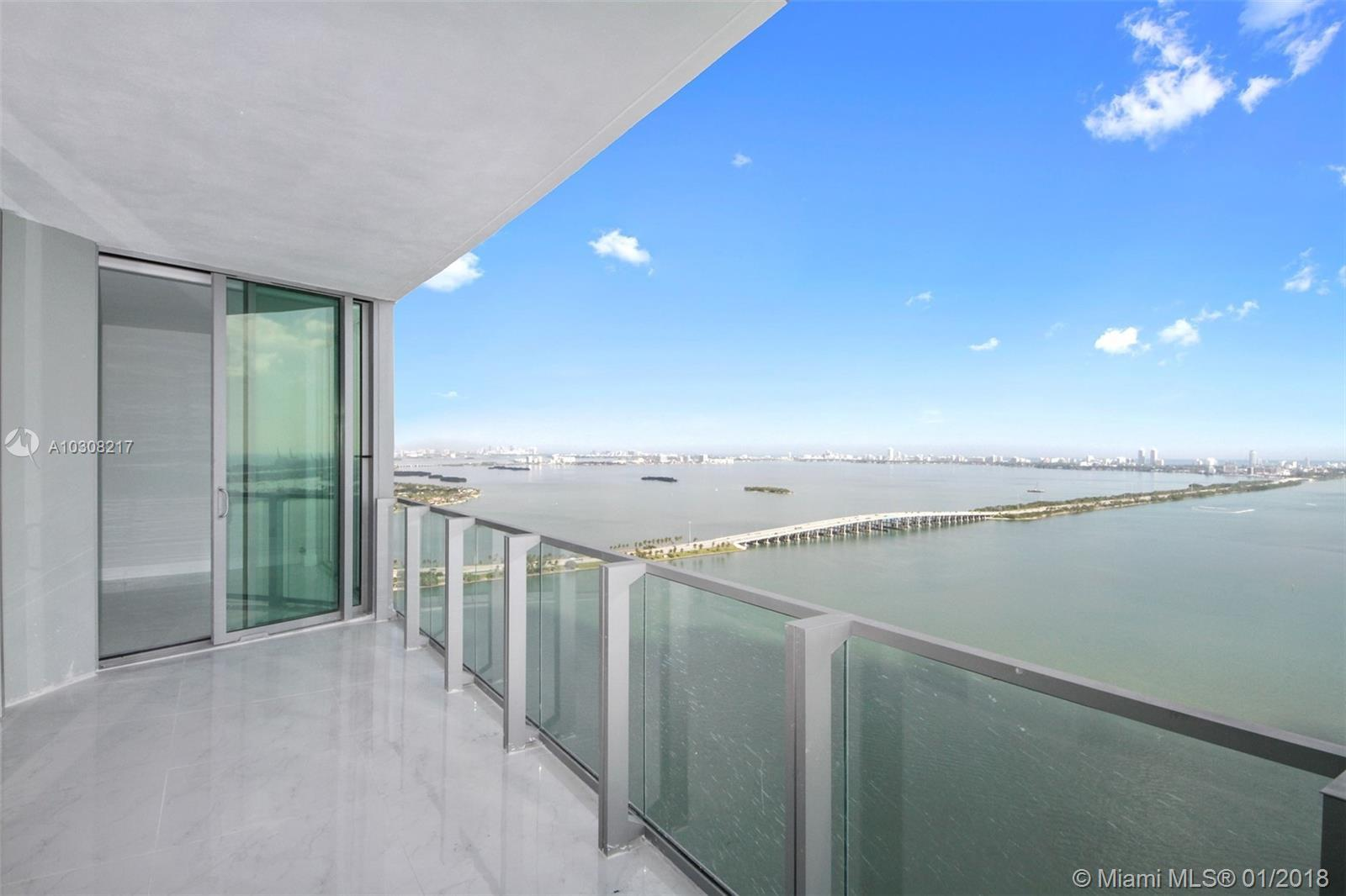 New and elegant, in the prestigious Biscayne Beach. Beautiful 2 bedroom/3 bathrooms plus den with go