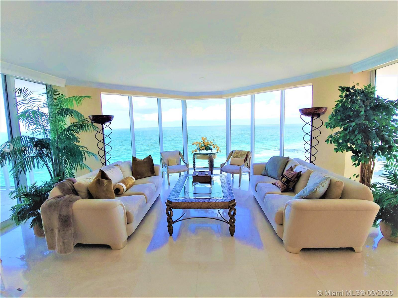 Easy to show-Ocean One is an exclusive enclave of two 30-story Oceanfront Towers.Appraisal square fo