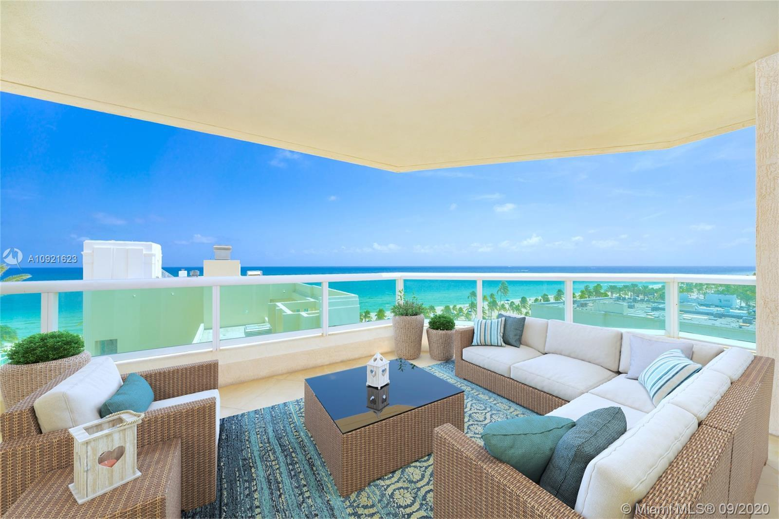 Luxury Turn-Key, Move in Ready, Direct Oceanfront condo that is located in the heart of Fort Lauderd