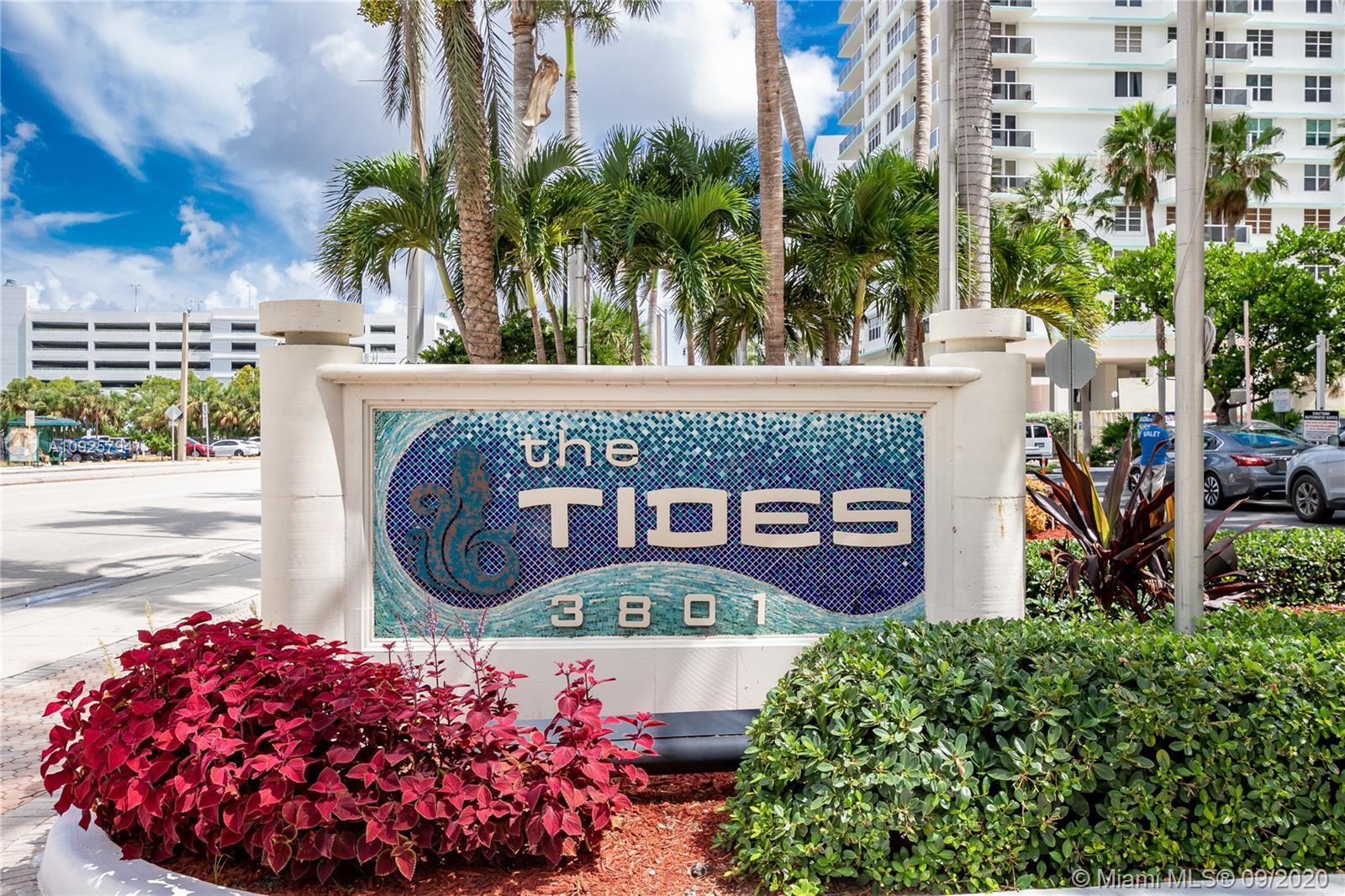 Fully upgraded and furnished 1BD unit at tides on Hollywood - Oceanfront building with great ameniti