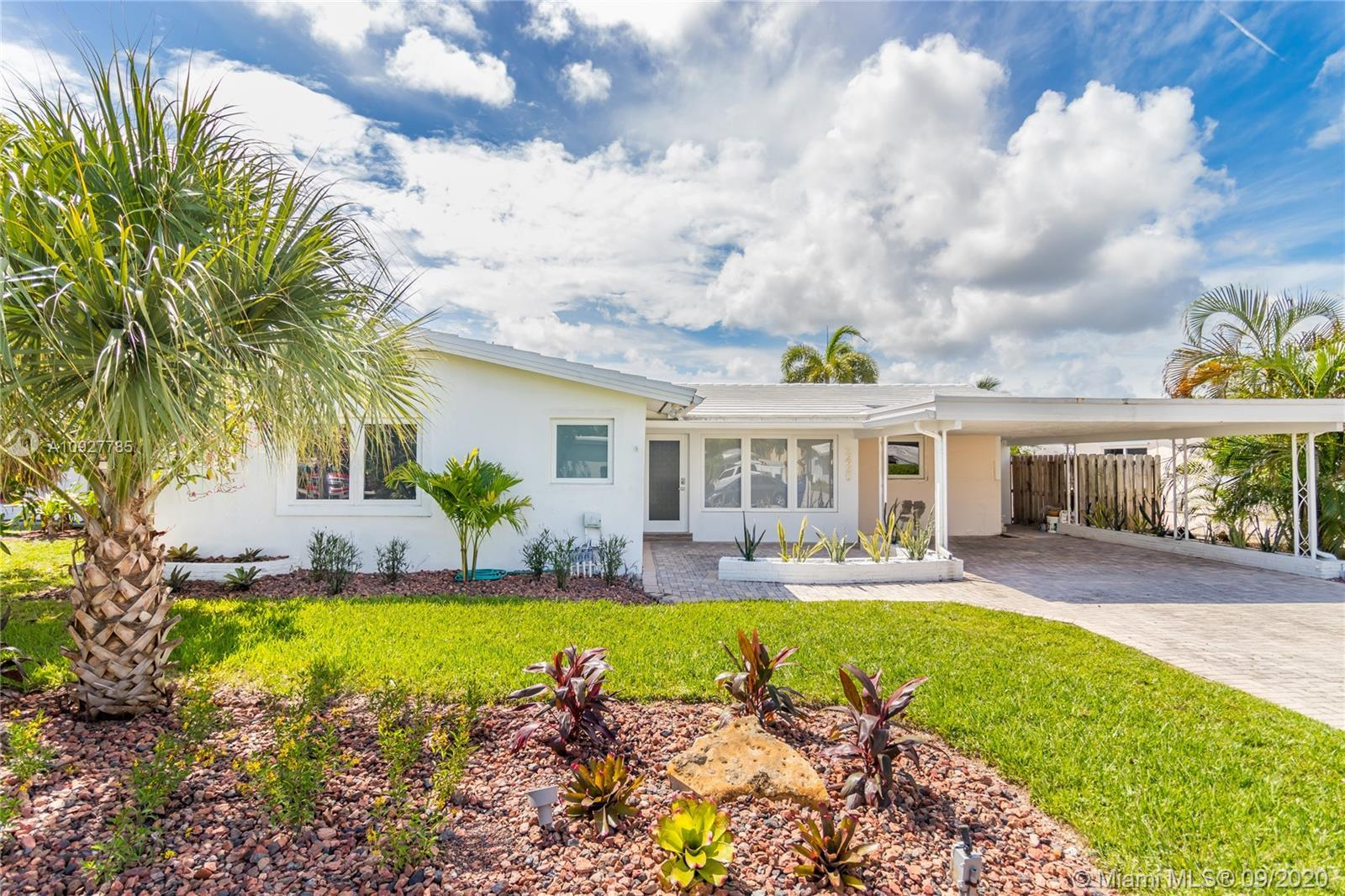 Completely updated 3/2 waterfront home in the sought after East Wilton Manors neighborhood. This ama