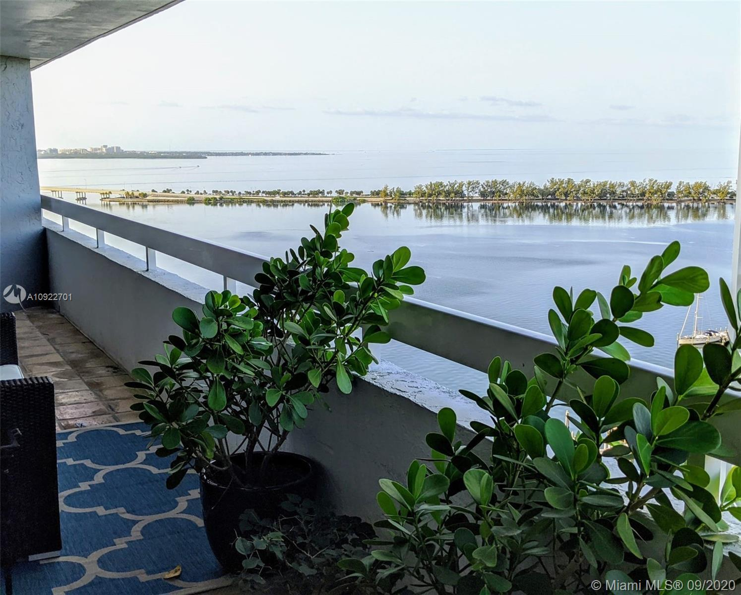 Spectacular bay views from this high floor spacious 1,316 sf two bedroom unit with 2.5 baths at the