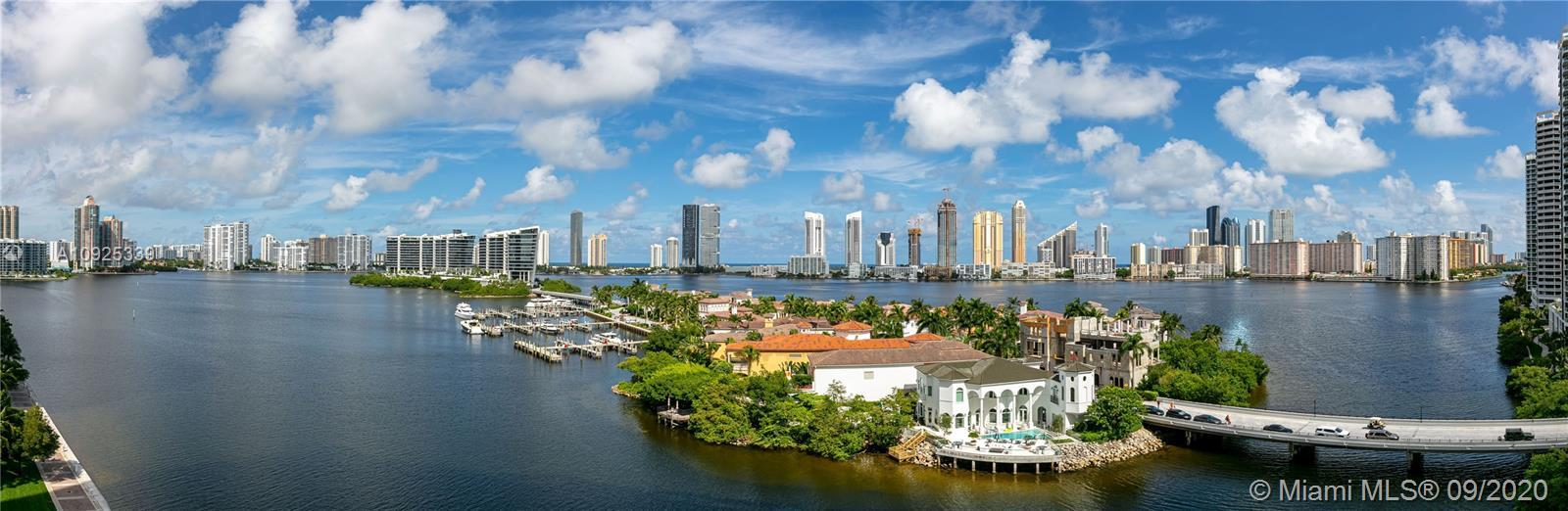 Spacious condo w/ stunning intracoastal & ocean views in the exclusive Bellamare! An expansive east-