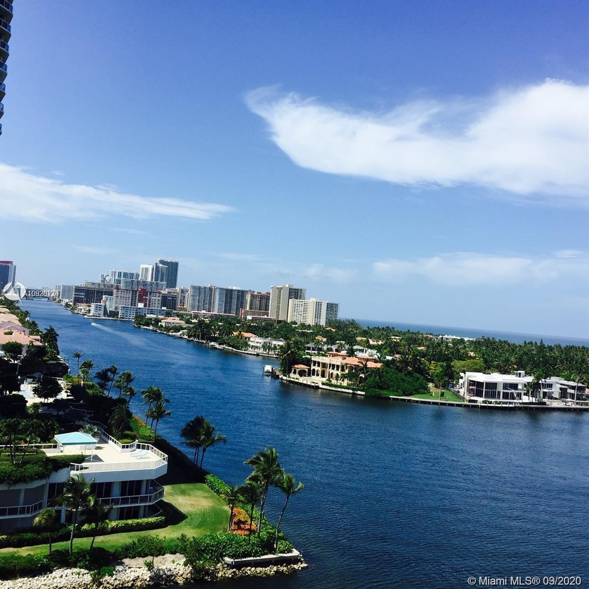 IMMACULATELY REMODELED TWO BEDROOM TWO BATH CONDO WITH INTRACOASTAL AND OCEAN VIEWS. MOVE IN READY.