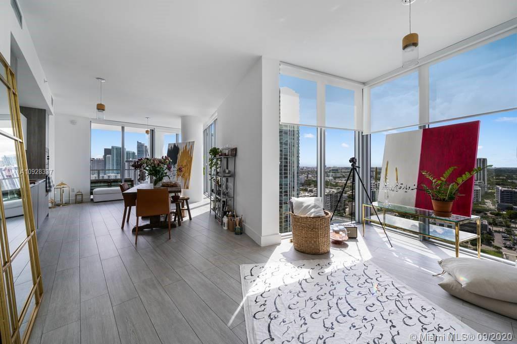 Walk-in to your ocean view Oasis, This spacious open floor plan condominium features a private eleva