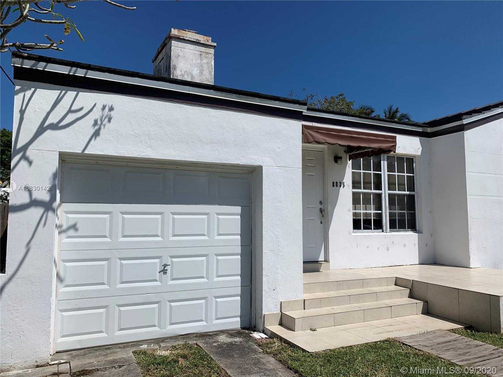 THIS IS A GREAT BEGINNER, FIXER UPPER TO GET INTO SURFSIDE.  GOOD LOCATION... HOUSE HAS BEEN RENOVAT
