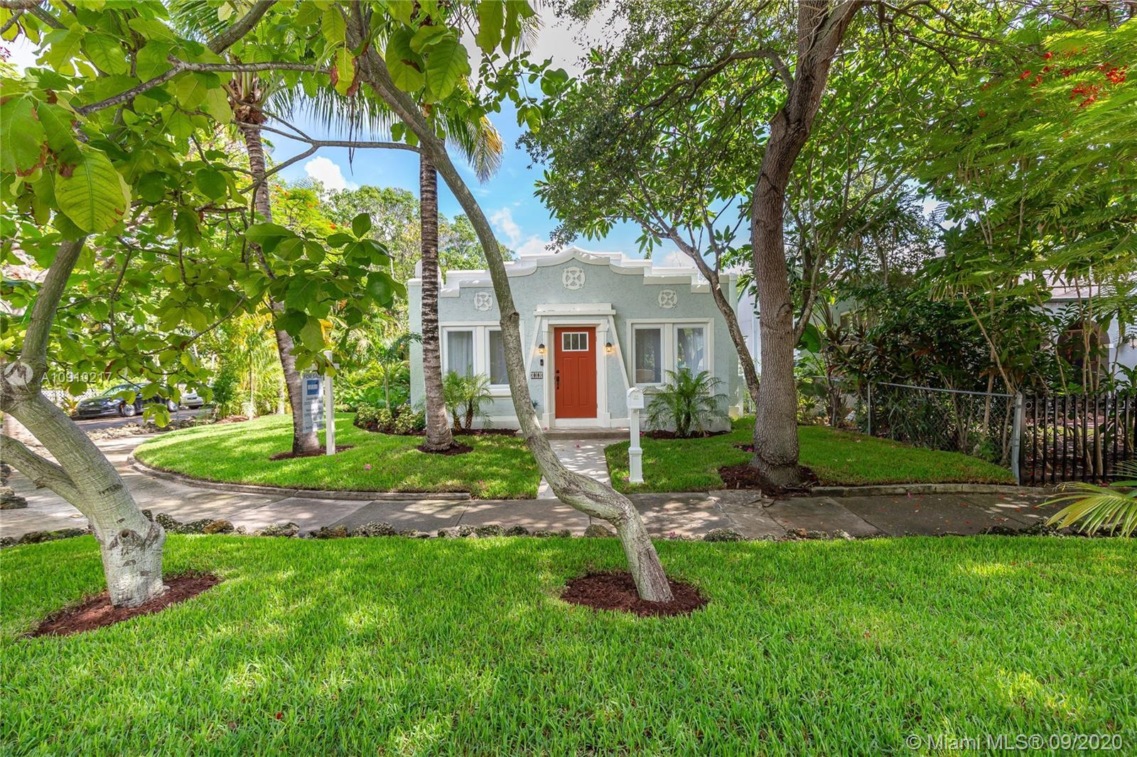 Price reduction! This charming Spanish style bungalow is one of the least expensive, fully renovated