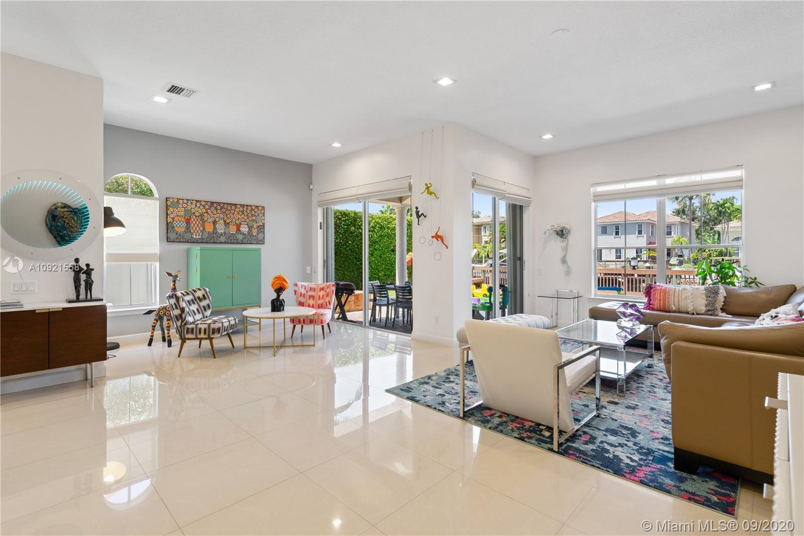 Splendid!This rarely available corner waterfront home has been totally upgraded and meticulously det